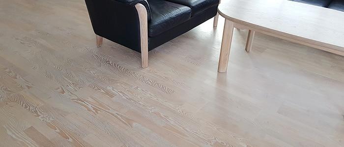 Alvorlig Nyt laminat gulv - montering af laminatgulve hos JANBYG Snedker MD46